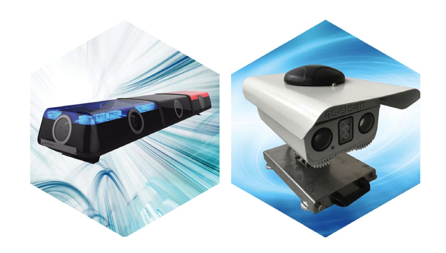 aselsan geko - araç üstü mobil plaka tanıma sistemi