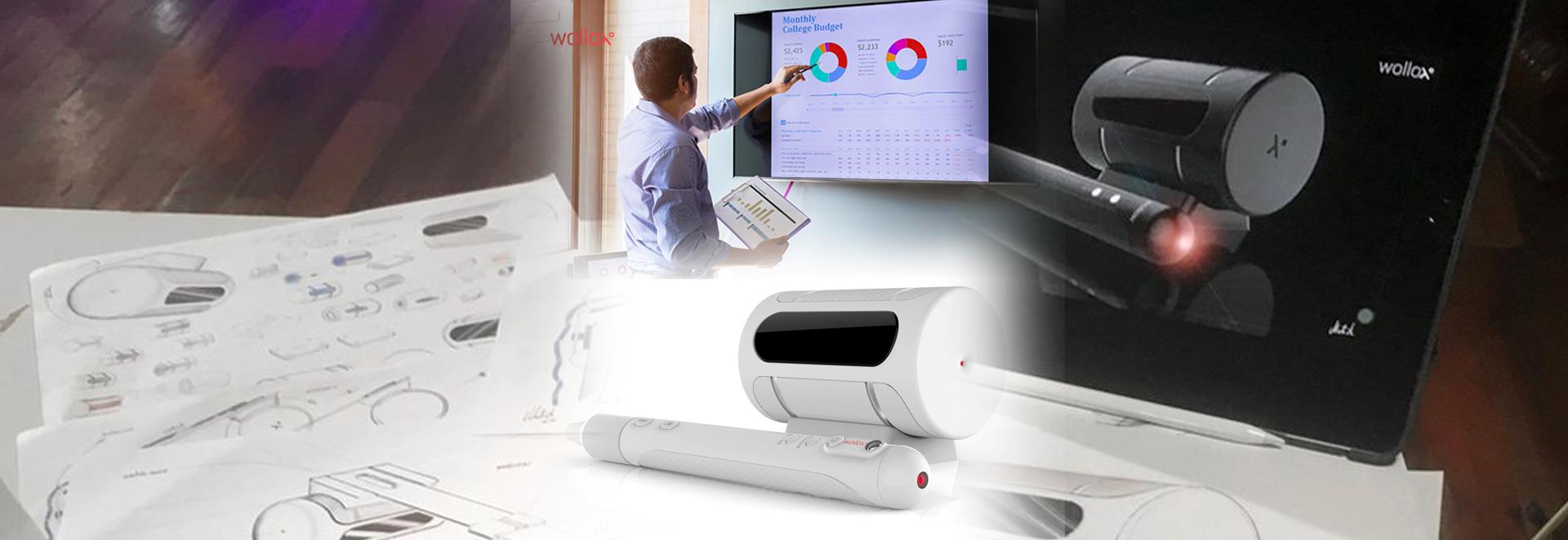 Wollox İnteraktif Sensör